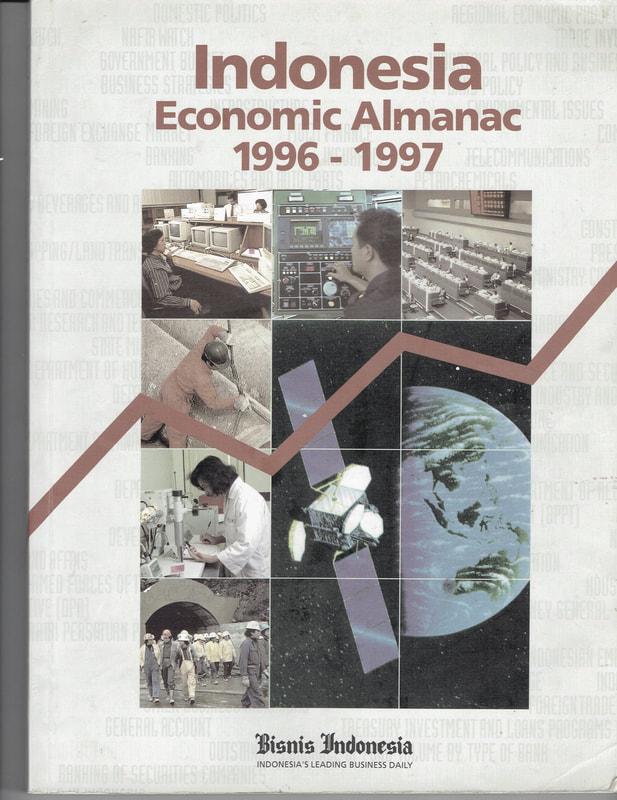 Indonesia Economic Almanac, financial writing, international economics, rebecca redfield, economic analysis